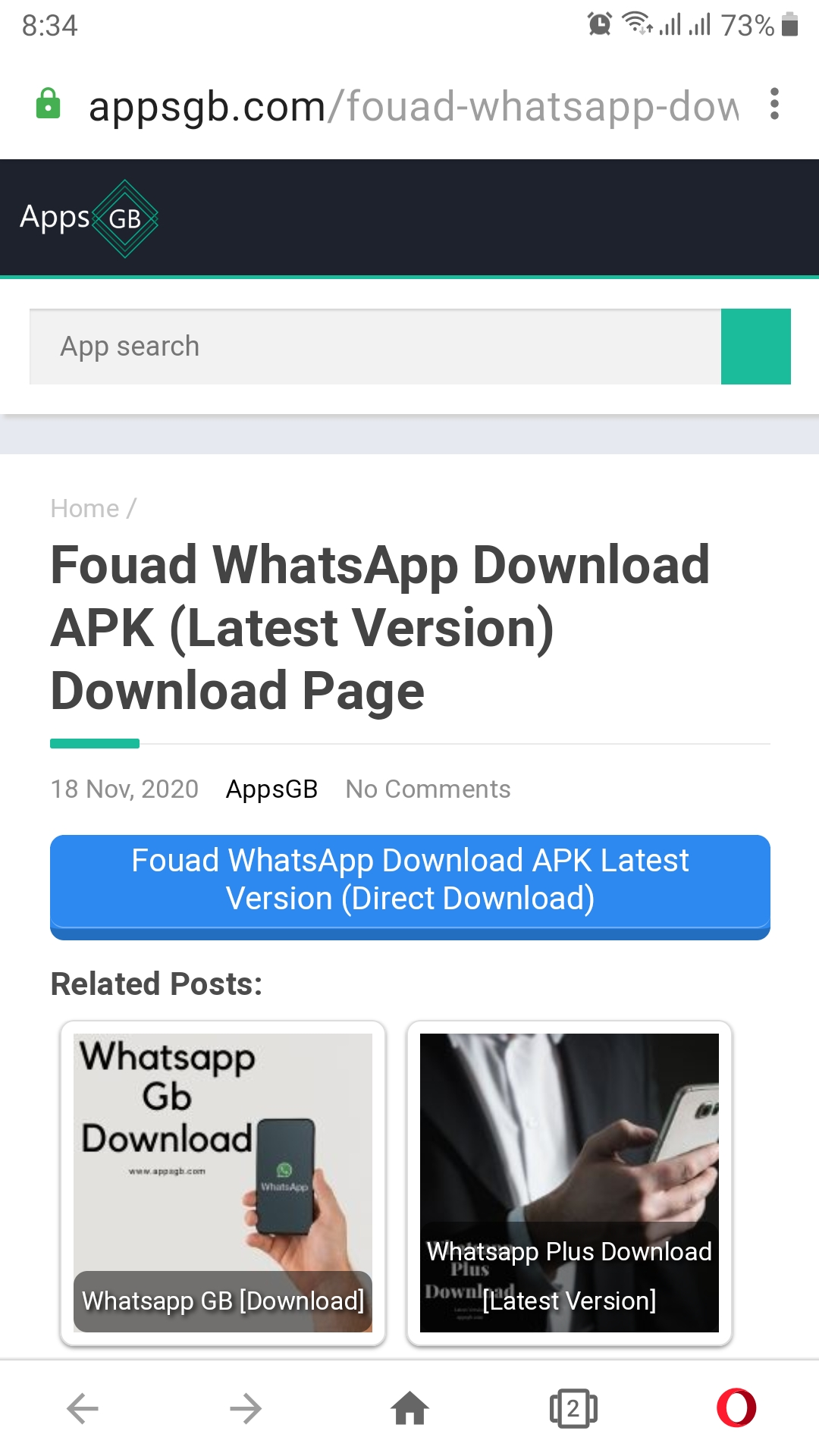 fouad whatsapp download
